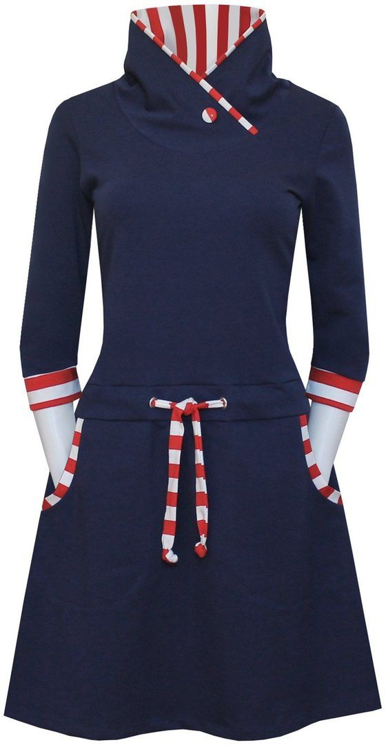 Kleid Winter Marina