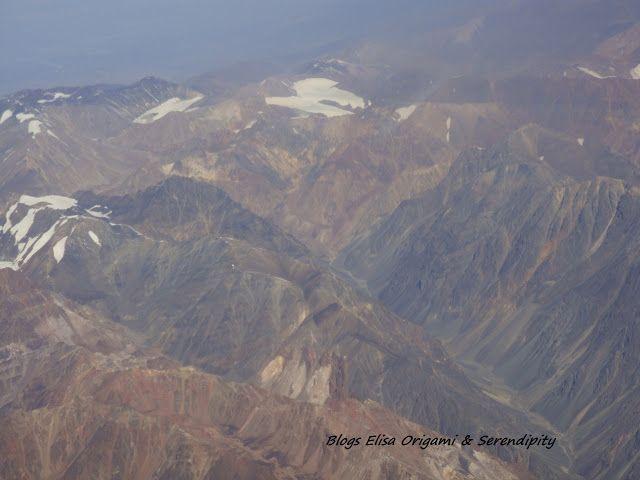 La traversée de la Cordillère des Andes  #Voyages #Panorama #Argentine #Chili