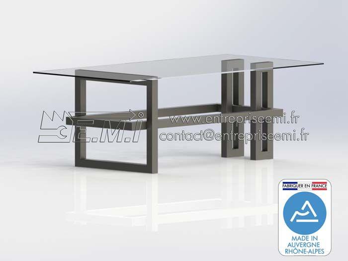 Les 8 meilleures images du tableau Pieds de table design en acier ...