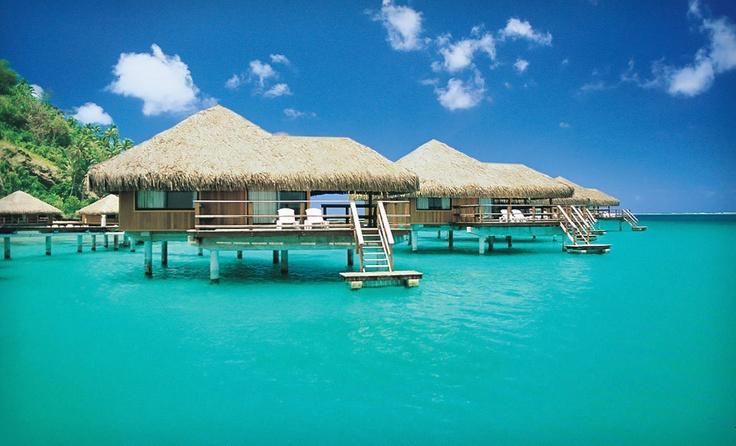 Huahine Te Tiare Beach Resort  French Polynesia