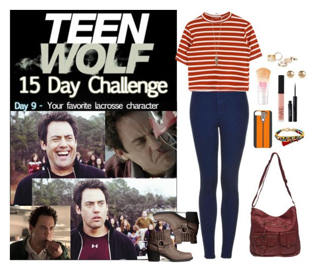 """Teen Wolf Challenge: (9) Favorite Lacrosse Character"" by vampirliebling ❤ liked on Polyvore"