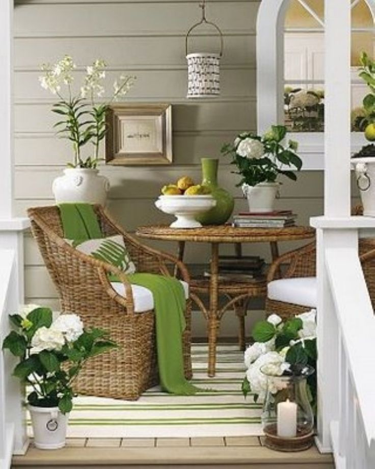 25 Awesome Small Front Porch Design Ideas