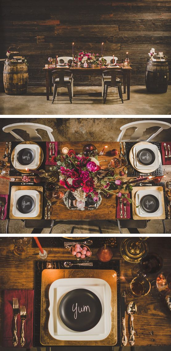 Engagement party styled shoot - Jason Hales Photography - The Not Wedding, Janel Elise Events, Victory Blooms, Carolyn a. Events and Paper Truffles: