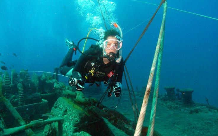 Dive-trip-Red Sea wrecks - liveaboard safari