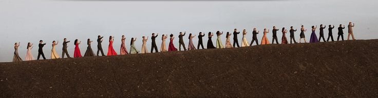 PINA a film for Pina Bausch By Wim Wenders