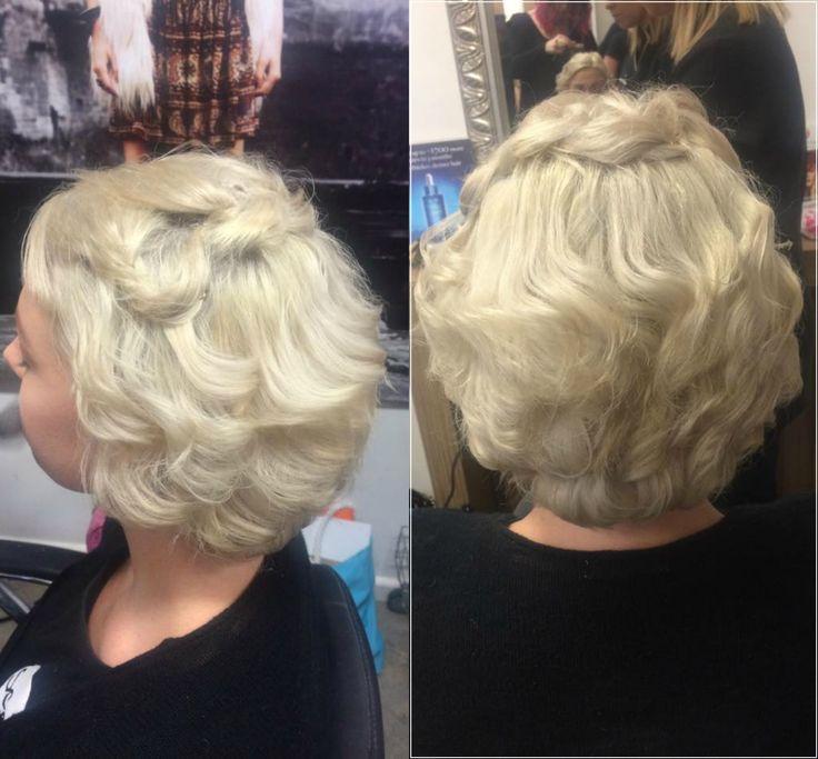Short Hair Set Hair Styles Pinterest Shorts Hair