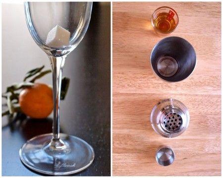 sparkling apple cider cocktail | cocktails | Pinterest