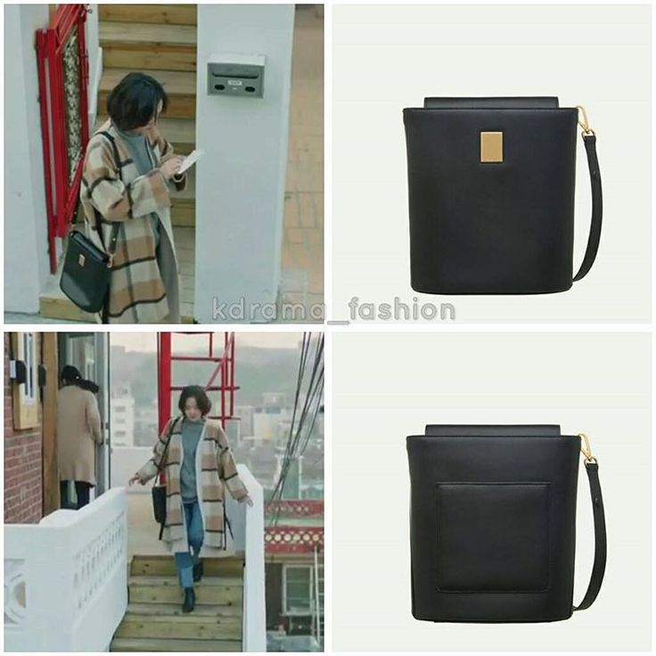 "574 lượt thích, 5 bình luận - @kdrama_fashion trên Instagram: ""Kim Go Eun carried COURONNE Alena Shoulder Bag_Black ₩485,000 (Approx. USD 413) in Goblin Drama…"""