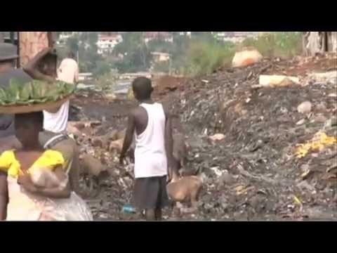 Corrie's Gail Platt visits Sierra Leone - Pt.3
