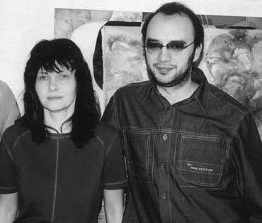 Sabir & Svetlana Gadzhiev