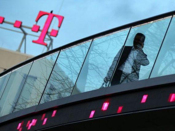 Deutsche Telekom ar putea concedia aproape 6.000 de angajati