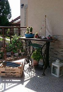 Nyár, terasz, dekor! Summer, teracce, decoration!