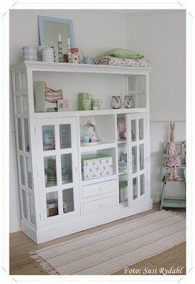 pretty: Chic Sweet, Crafts Rooms Offices, Decor Ideas, Creative Spaces, Sweet Decor, Creative Storage, Pretty Ideas, Diy If, Crafts Diy