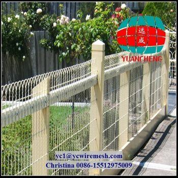 White Wire Garden Fence White Woven Wire Garden Fence Nongzico