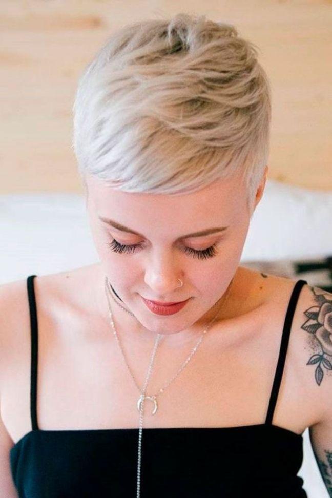 Frisuren kurzhaar damen 2018