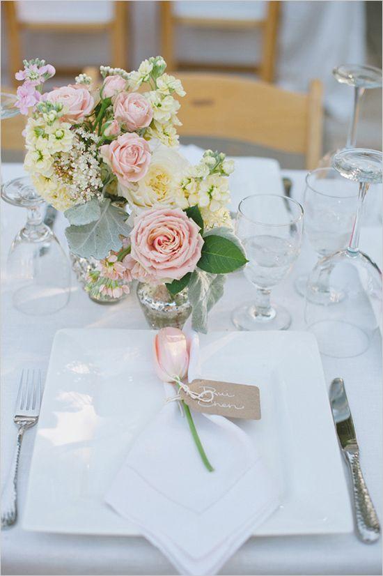 Vibrant pastel wedding dr mmebryllup blomster og for Decor 77
