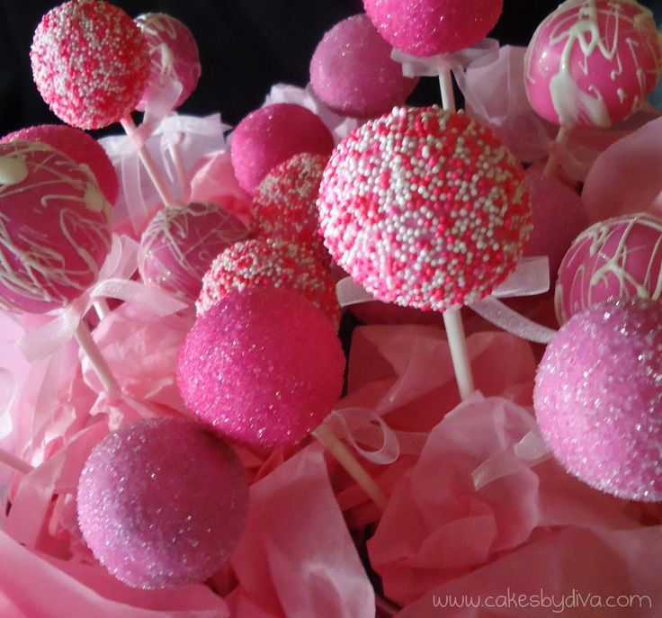 cake pops | Introducing... Cake Pops!!! The cutest treat in town! Order them to ...