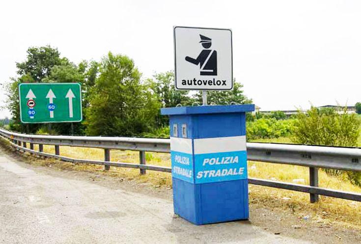 Autovelox: controlli sulla superstrada Taranto-Grottaglie in entrambe le direzioni