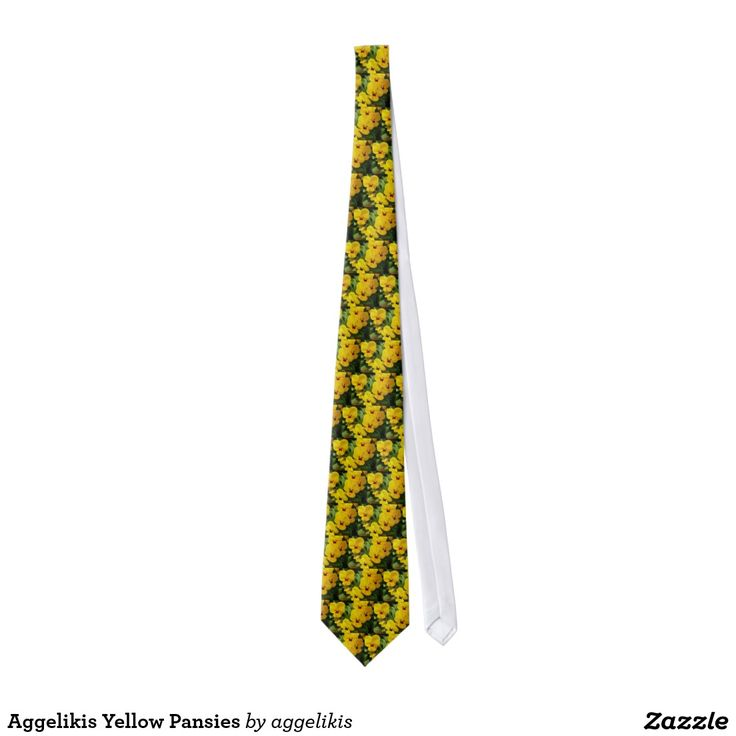Aggelikis Yellow Pansies