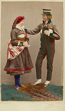 Setesdalsbunad - Wikipedia