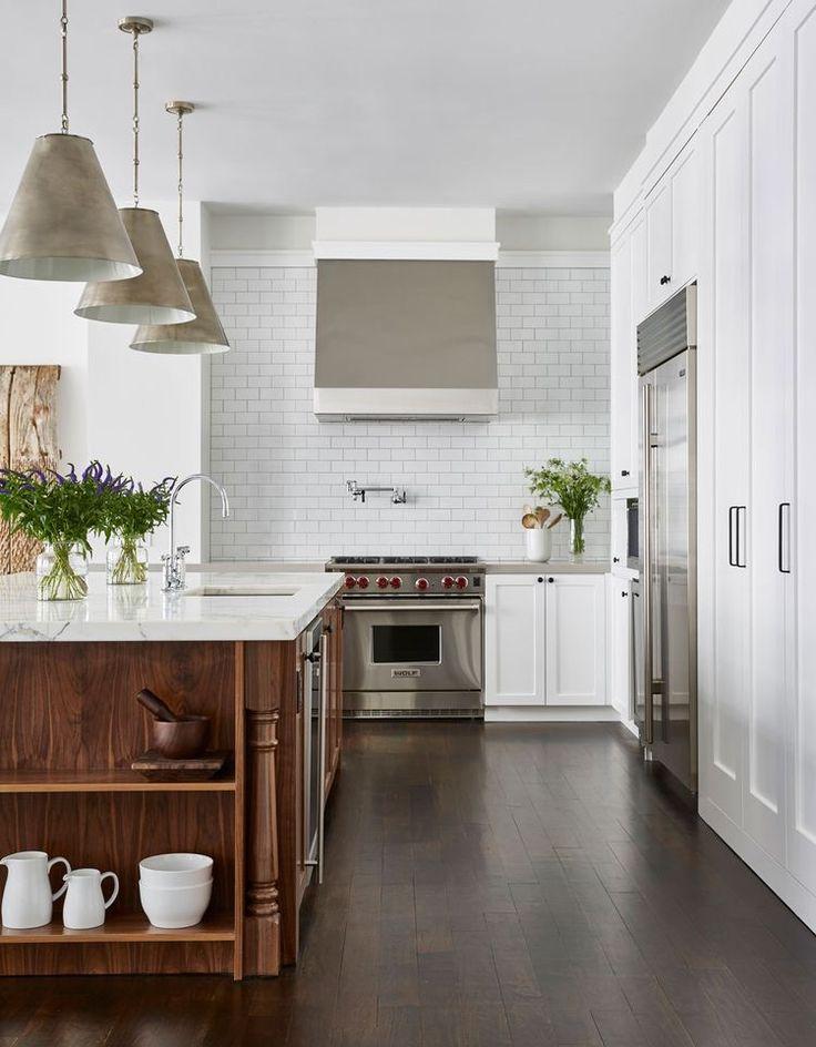 Wohnungen In New York, Wohnungsplanung, Moderne Küchen, Küchenweiß, Weiße  Küchen, Küchenschränke, Küchen Butlerspeisekammer, Vorratskammer, Helle  Farben