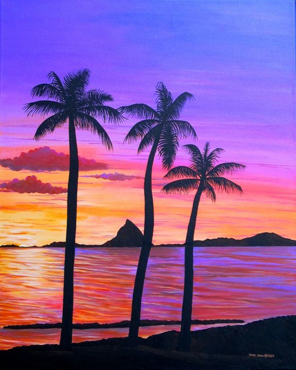 Famous Artists Who Painted Hawaii