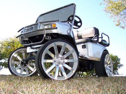 84 Best Golf Carts Model Pushers Images On Pinterest