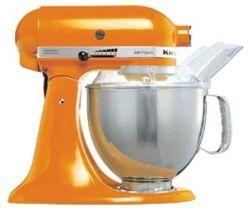 Robot KitchenAid Artisan orange #soldes