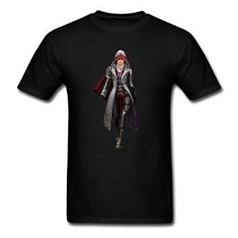 Tribay Libertine Assassin 39 s Creed Evie Outfit Men 39 s Shirt Amazon com