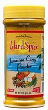 Island Spice Curry Seasoning