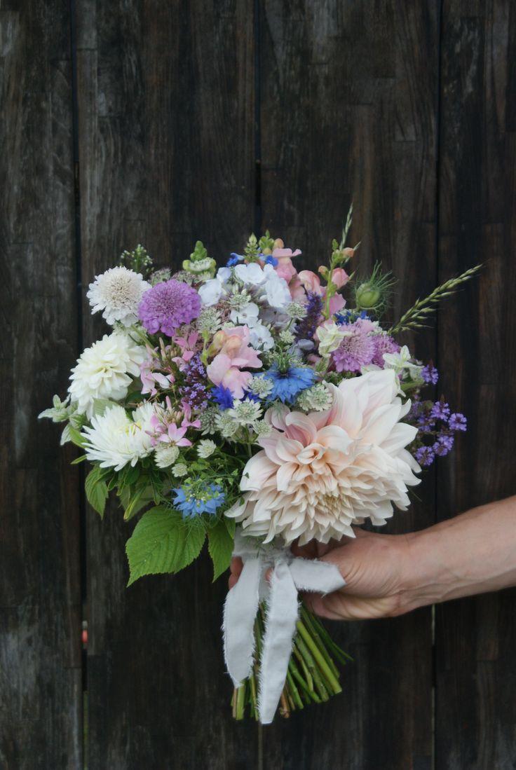 Wedding bouquet Aug 2016