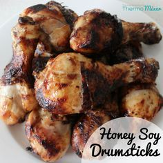 My kiddies love chicken and these Honey Soy Drumsticks are a firm favourite. These make such an easy dinner teamed with either salad or steamed vegetabl