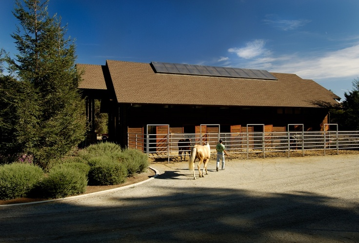 96 Best Stables Images On Pinterest Horse Stables Horse
