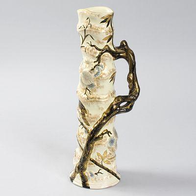 Ceramics Antique Decorative Arts Tiffany Lamps Art Nouveau Vase: Le Vase, Vessel, Nouveau Vase, Nouveau Ceramic, Delight Vase, Ceramics Antique, Ceramic Vase, Ceramics Vase