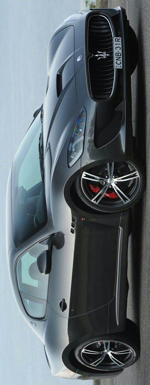 JP Logistics Car Transport -  Got one?  Ship it with http://LGMSports.com Maserati GranTurismo MC Stradale by Levon