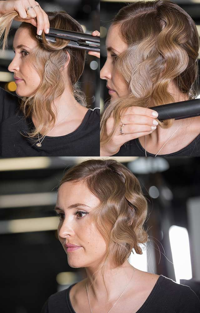 9 ways to use straightening irons :: New hairstyles using ghd stylers :: Cosmopolitan UK
