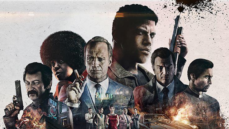 Mafia 3 Gets a Demo and Faster, Baby DLC  –  SSWI TV SSWI TV    #Mafia3 #MafiaIII #Playstation #xboxOne #gamers #Gaming