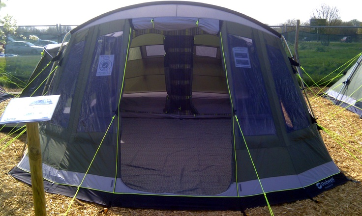 Outwell Montana 6P #camping #tent