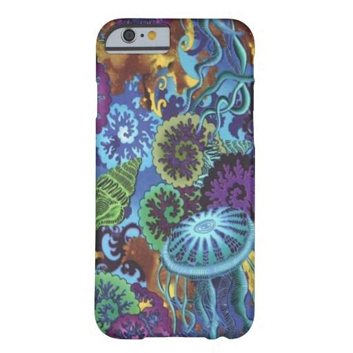 Ocean Life Sea Shells iPhone 6 Case