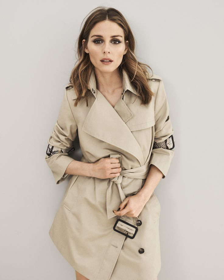 Olivia Palermo on Her Banana Republic Capsule Collection and Why Everyone Should Own a Statement Coat