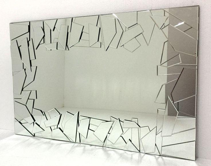 #Espejo Moderno BE-005 de 120X80cm