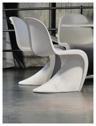 90 Best Images About Panton Chair On Pinterest Modern