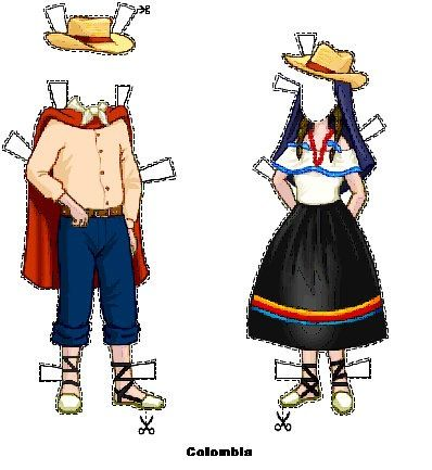 60 Best Images About Trajes Tpicos Del Mundo On Pinterest Costumes World And Culture