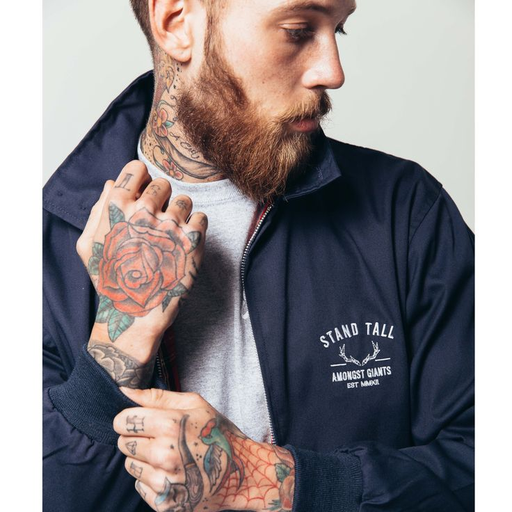 Billy Huxley for STAG Clothing. Stand Tall.