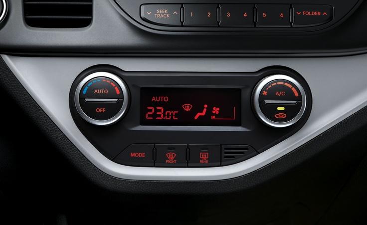 Control de temperatura automático Picanto Ion