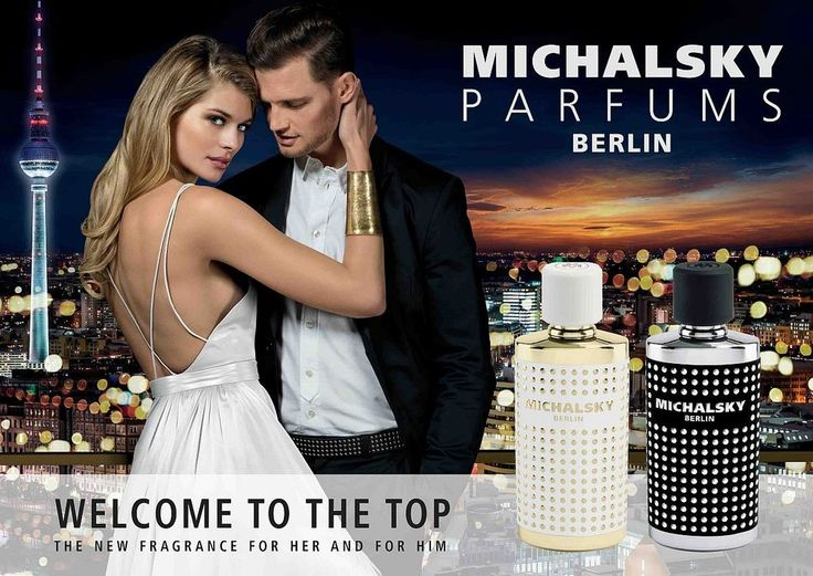 MICHALSKY Parfum homepage bild.jpg  Michael Michalsky - former Global Creative Director at adidas, created his own Fashion Label in Berlin in 2006, also CD for MCM