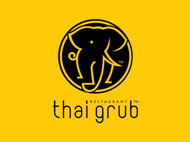 THAI GRUB Restaurant Logo