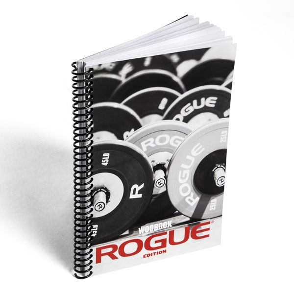 Rogue Fitness WODBook - Workout Journal - CrossFit