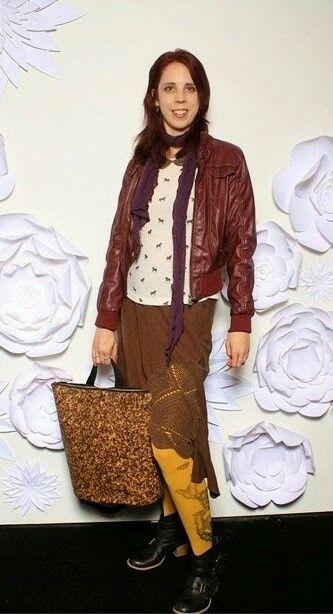 @WMCFashionWeek Day 2 outfit #fashion#PsStyle #thepurplescarf #melanieps #toronto