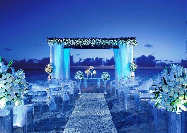 Beach Wedding Decorations – Some Simple Ideas To Have A Memorable Beach Wedding – dailyperkscoffeehouse.com